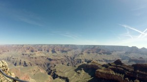 Grand Canyon, May 2014. Taken with GoPro Hero3+ Black Edition, (Video Capture)