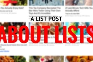 Lists Posts