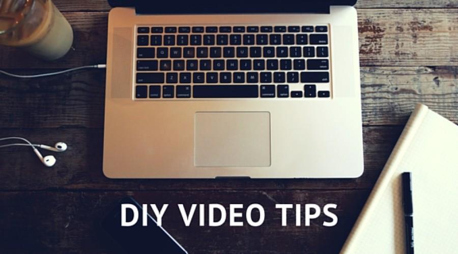 DIY Video Pro Tips: Lighting